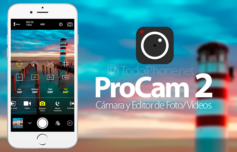 procam-2-app-hacer-editar-fotos-videos-iphone