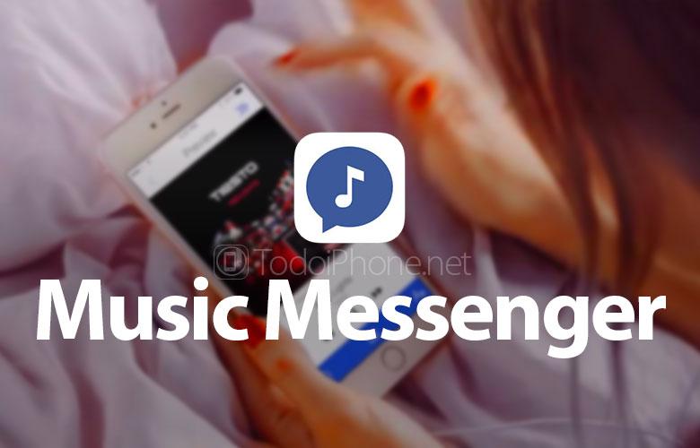 music-messenger-app-compartir-musica-iphone