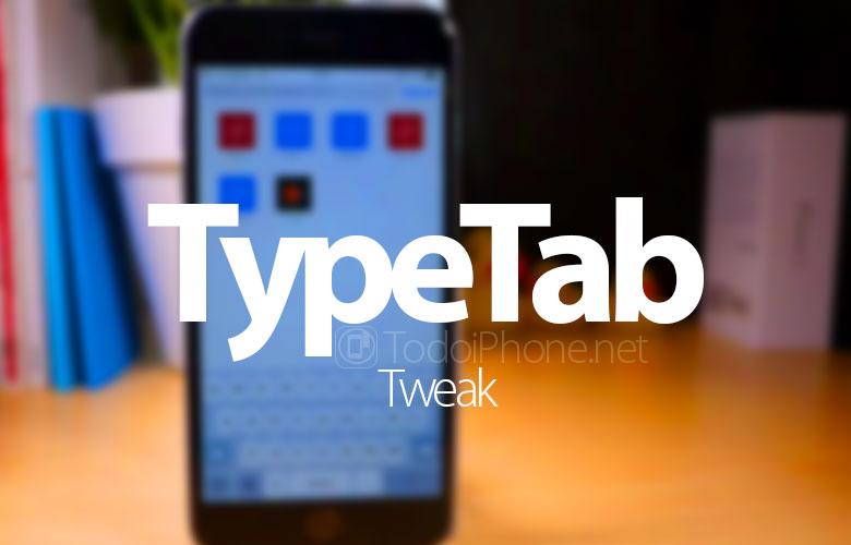 TypeTab-iPhone-Tweak