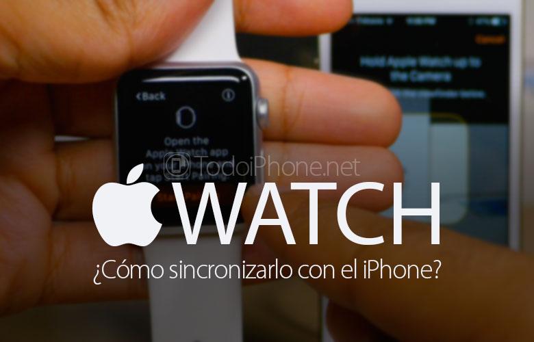 apple-watch-como-sincronizarlo-iphone