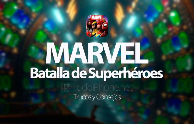 trucos-consejos-ganar-marvel-batalla-superheroes