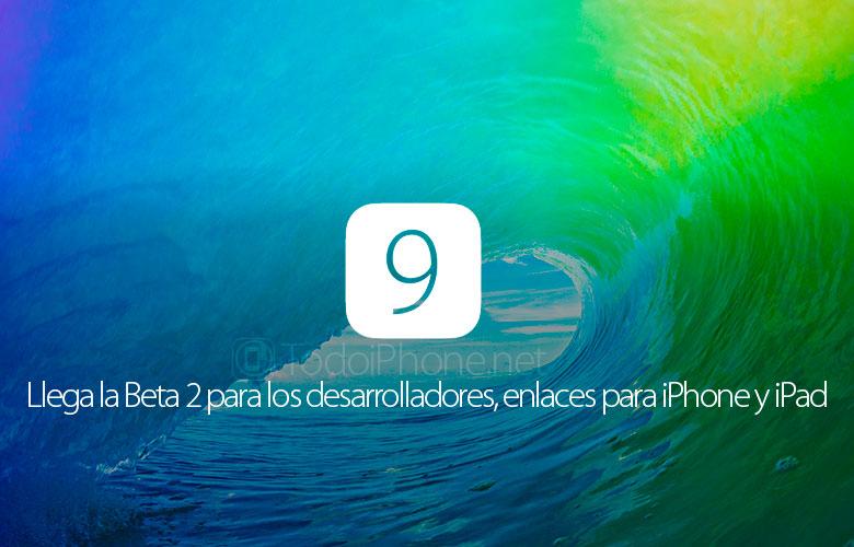 apple-publica-ios-9-beta-2-desarrolladores-enlaces