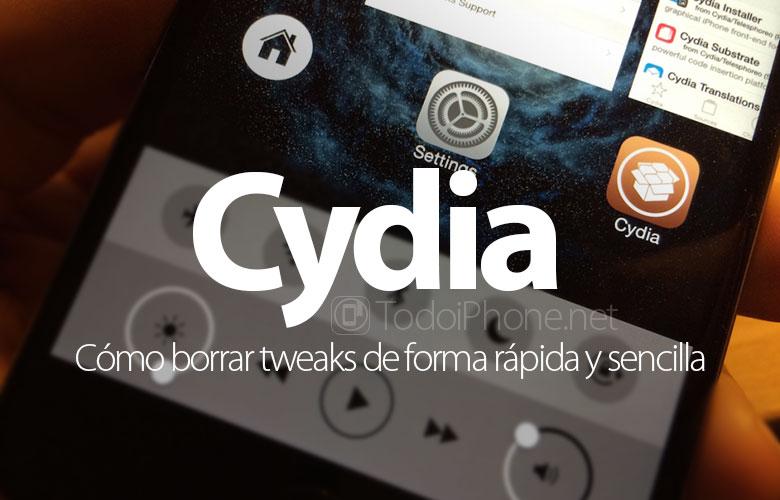 como-eliminar-tweaks-cydia.rapidamente