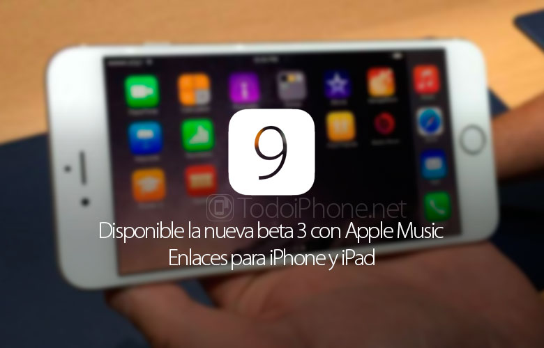 ios-9-beta-3-disponible-iphone-ipad-enlaces