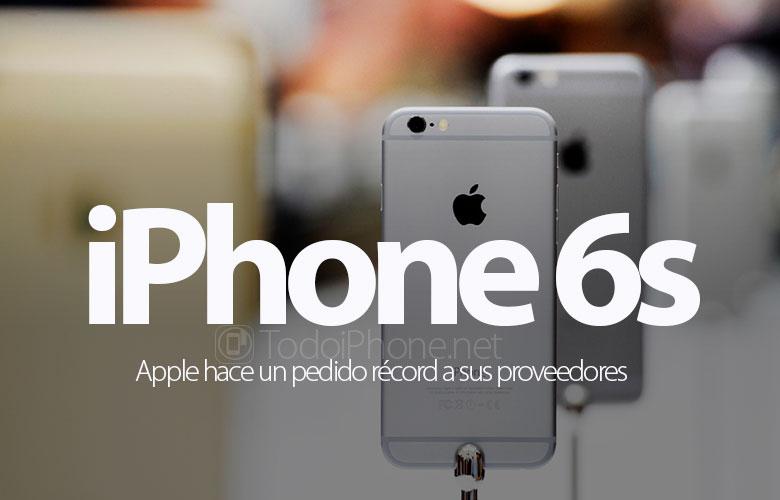 iphone-6s-apple-pedido-record