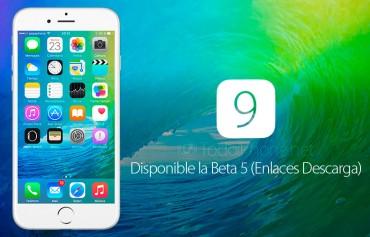 ios-9-beta-5-disponible-iphone-ipad-links