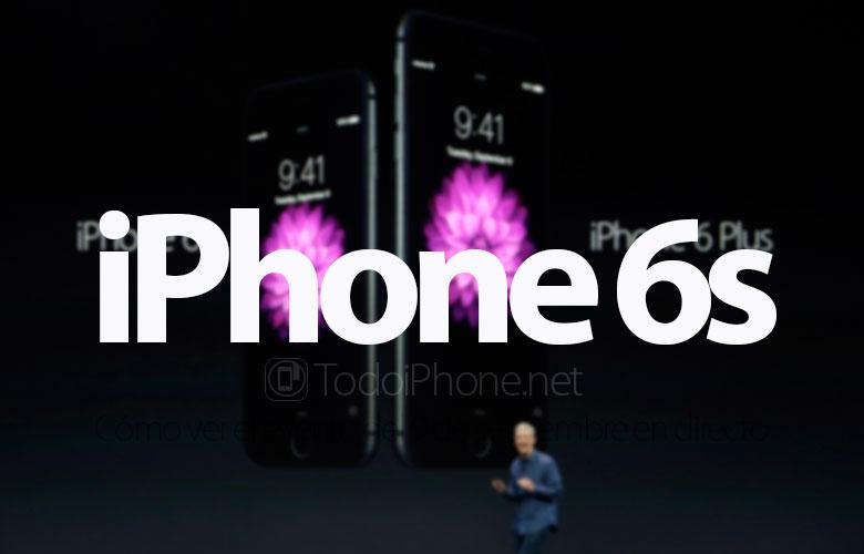 como-ver-evento-apple-9-septiembre-directo