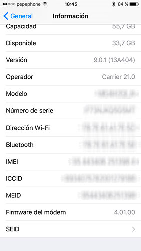 c u00f3mo ver el n u00famero de serie del iphone  ipad y ipod touch
