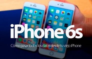 como-transferir-pasar-datos-iphone-6s