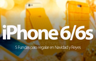 5-fundas-iphone-6-6s-regalar-navidad-reyes