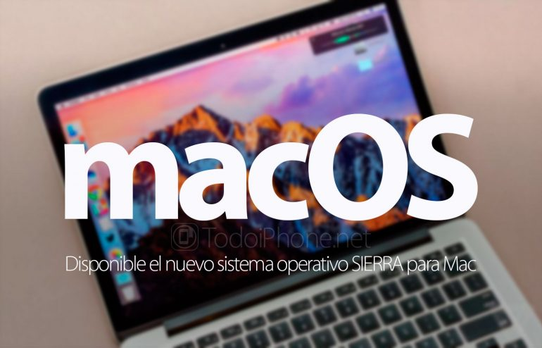 macos-sierra-disponible-ordenadores-mac