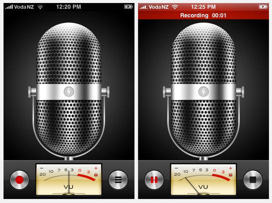 voice-memo