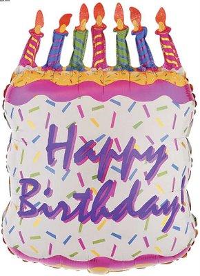 pastel de cumpleaños 1