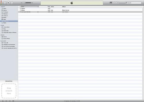 Tonos de llamada en iTunes