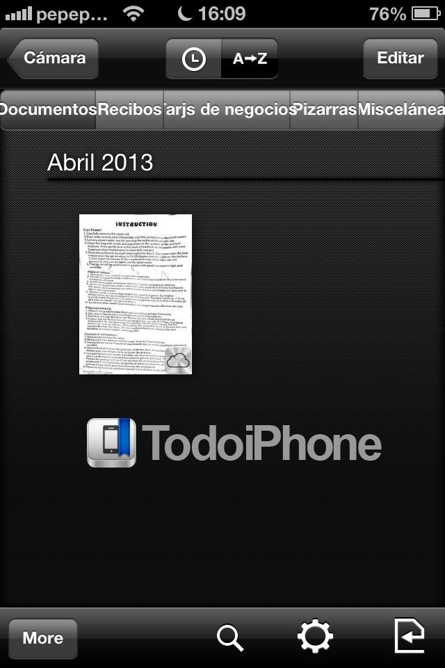 DocScanner - screenshot 4
