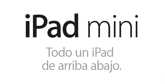 iPad mini - Every inch an iPad