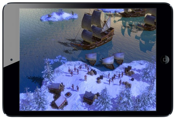Age of Empires iPad mini