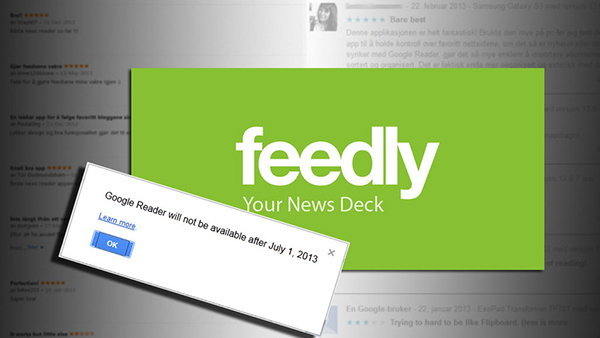 Feedly Migration from GReader