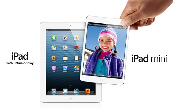 Retina Display iPad 5 iPad mini 2