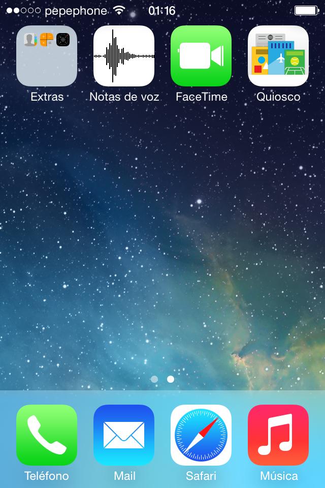 iOS 7 Beta - Novedades 2