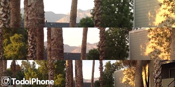 iOS 7 Video Zoom