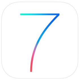 iOS 7 iCono