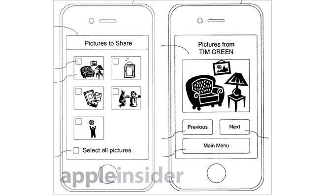 Apple Patents Call