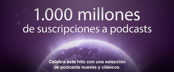 Mil Millones Suscripciones Podcast