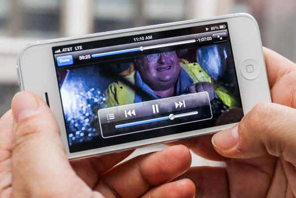 Video iPhone 5