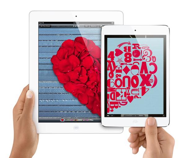iPad and iPad mini View