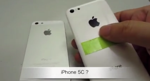 Carcasa iPhone 5C Vídeo