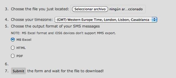 Copia Seguridad SMS-5