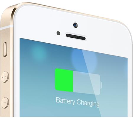 Batería iOS 7 - 1