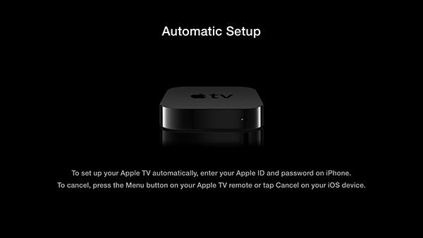 Configurar Apple TV con dispositivos iOS - 2