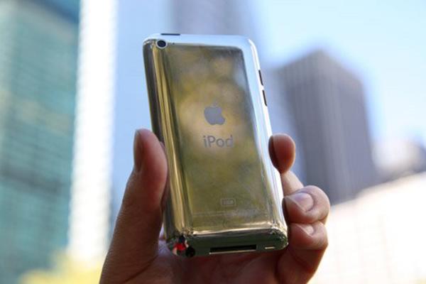 Familia iPod touch