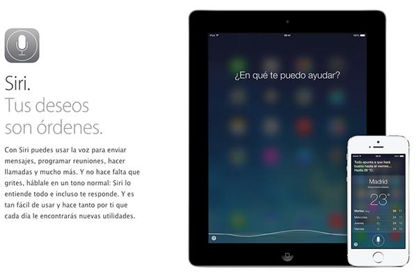 Siri Sale de Beta con iOS 7 - 1