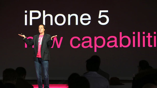 iPhone 5 T-Mobile