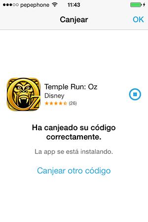 Descarga Temple Run OZ Gratis - 2