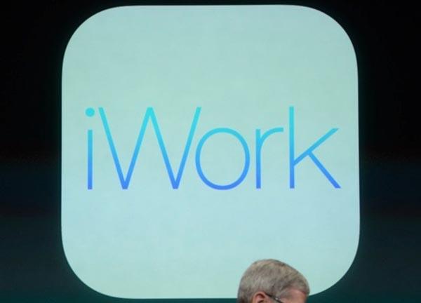 Suite iWork para iOS 7