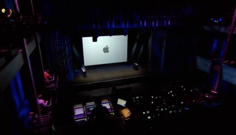 Yerba Buena Center Apple Event 22 Oct