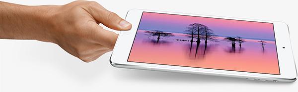 iPad mini Retina - Pantalla Retina