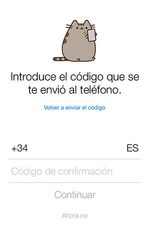Facebook Messenger - Telefono