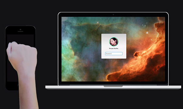 Knock Desbloquea Mac con iPhone