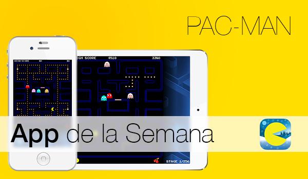 PAC-MAN - App de la Semana
