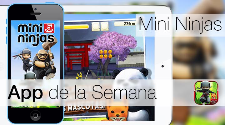 Mini Ninjas - App Semana iTunes