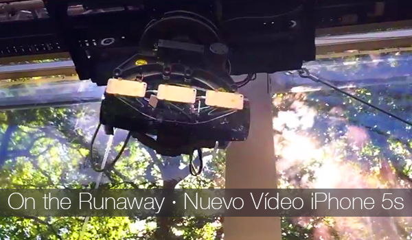 On the Runaway - iPhone 5s Video