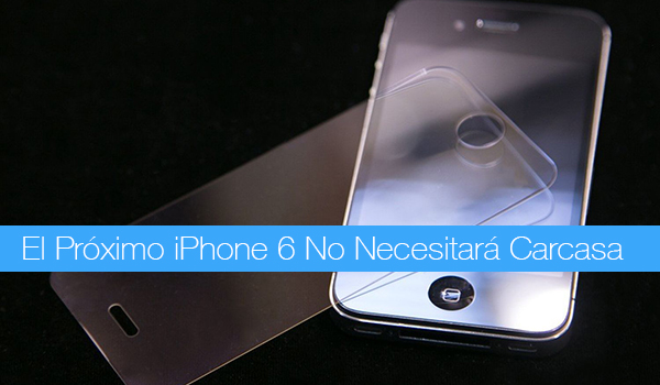 iPhone 6 Zafiro No Necesita Carcasa