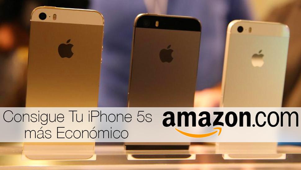 Amazon iPhone 5s Economico