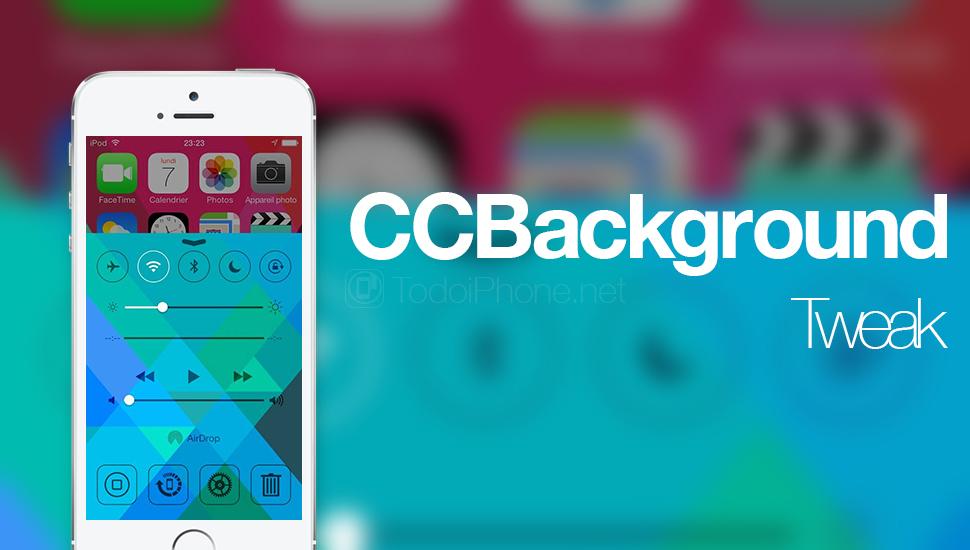 CCBackground - tweak