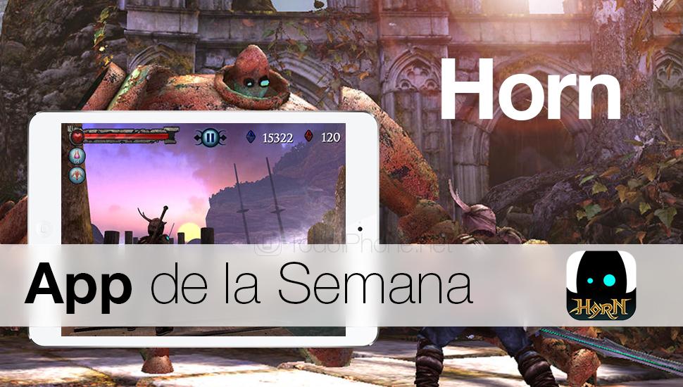 Horn-App-Semana